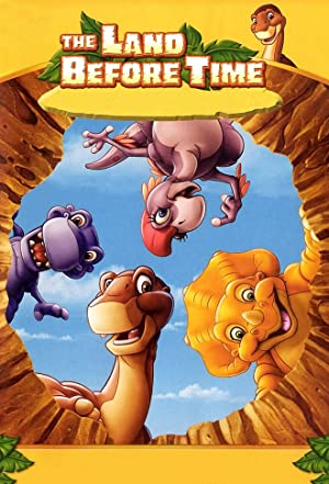 Short The Land Before Time Movie