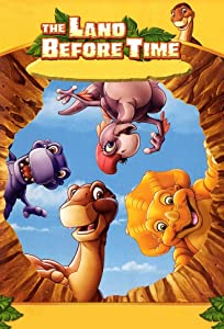 MP4 movie clip free download The Land Before Time by Charles Grosvenor [XviD]