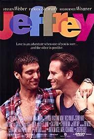 Steven Weber and Michael T. Weiss in Jeffrey (1995)