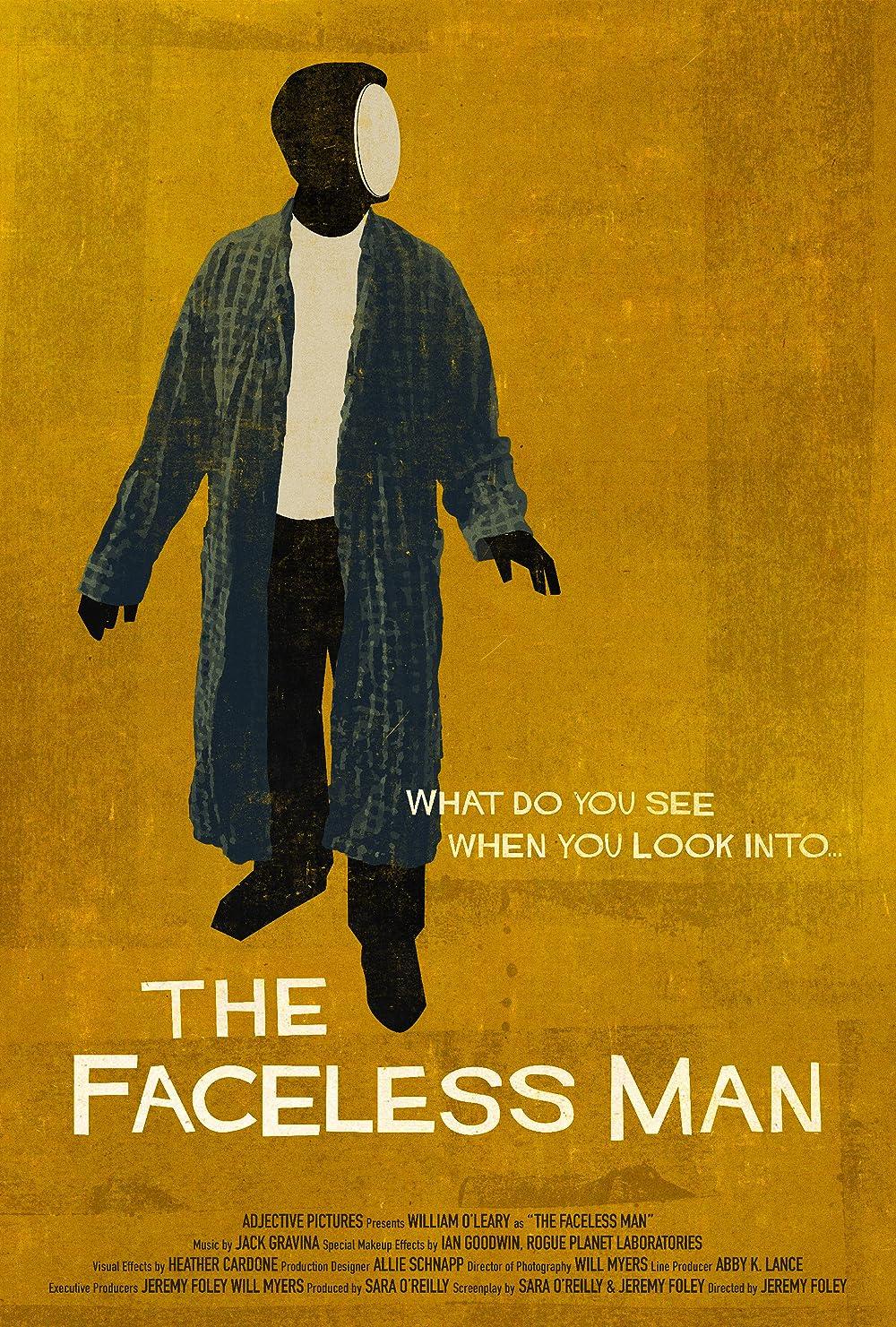 The Faceless Man 2018