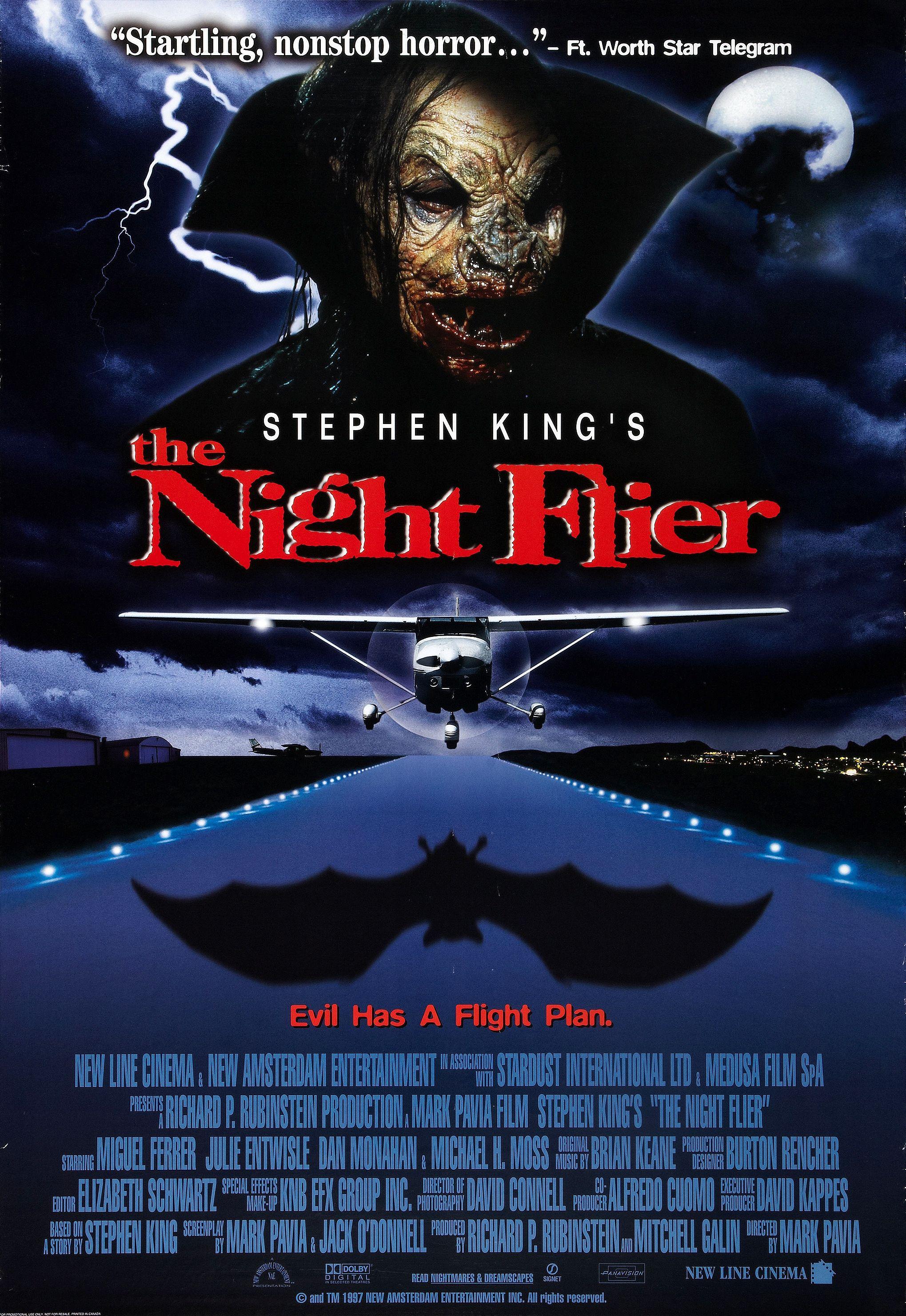 The Night Flier 1997 Imdb