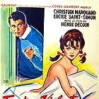 Tendre et violente Elisabeth (1960)