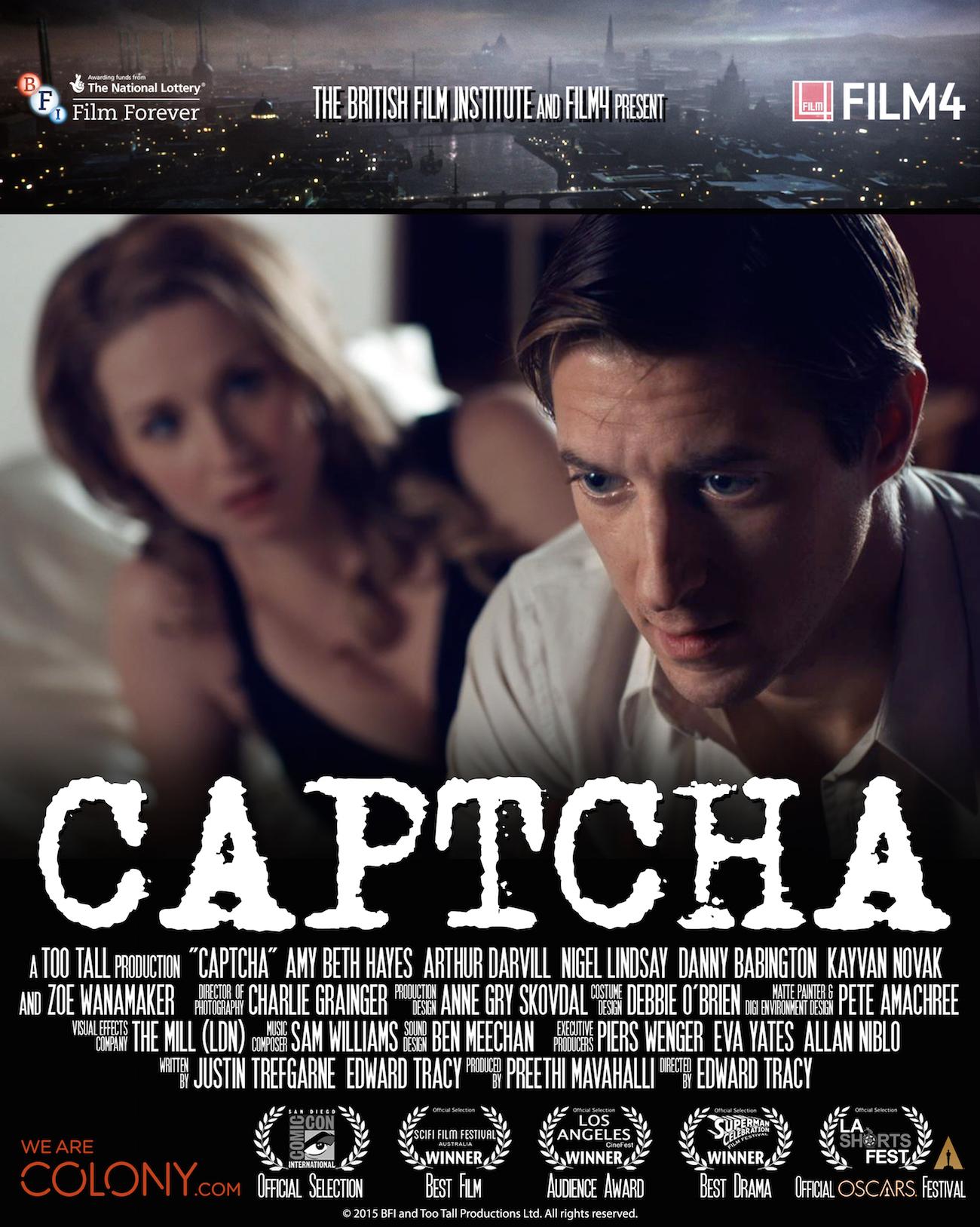 Captcha (2014) - IMDb