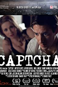 Amy Beth Hayes and Arthur Darvill in Captcha (2014)