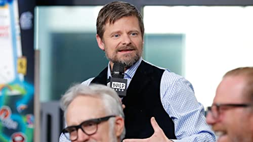 """BUILD: Steve Zahn Was Scared to Play His Character in """"Valley of the Boom"""""""