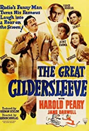 The Great Gildersleeve (1942) Poster - Movie Forum, Cast, Reviews