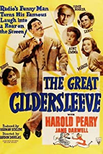 2018 movie downloads The Great Gildersleeve [HDRip]