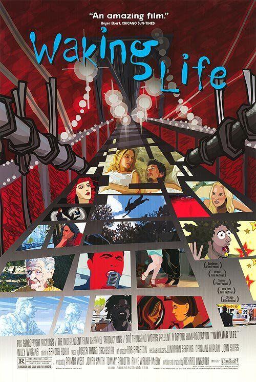Waking Life (2001)  Titles: Waking Life Countries: Brazil, Canada, Spain, United Kingdom, United States