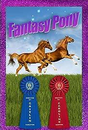 Fantasy Pony Poster