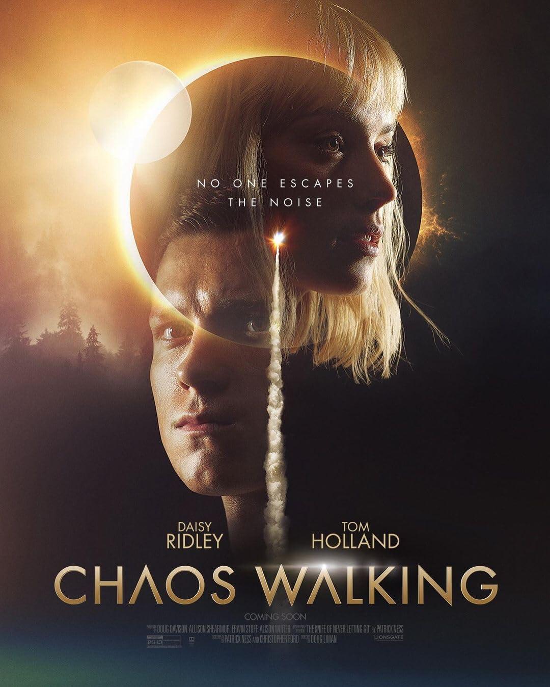 Chaos Walking (2021) Hindi Dubbed