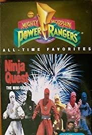 Mighty Morphin Power Rangers: Ninja Quest Poster