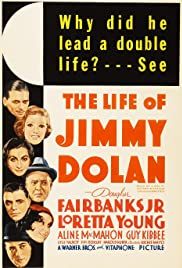 The Life of Jimmy Dolan (1933) Poster - Movie Forum, Cast, Reviews