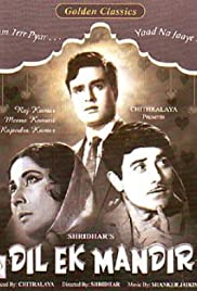 Dil Ek Mandir Poster