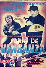 Mario Almada and Salvador Pineda in Furia de venganza (1991)