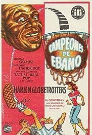 The Harlem Globetrotters Poster