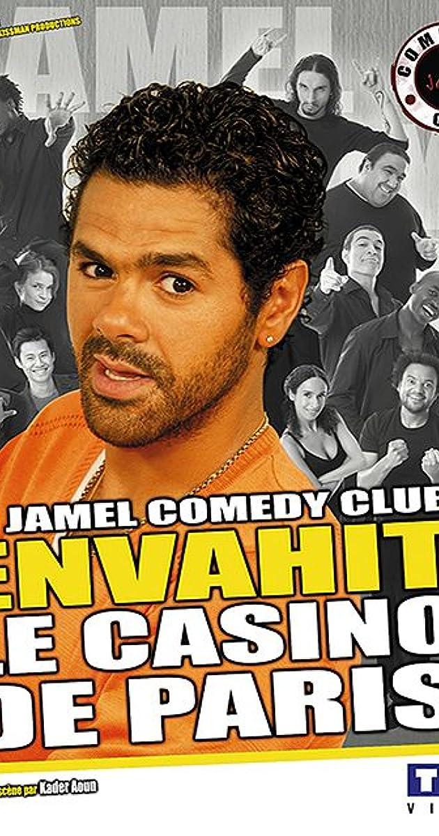 jamel comedy club envahit le casino de paris