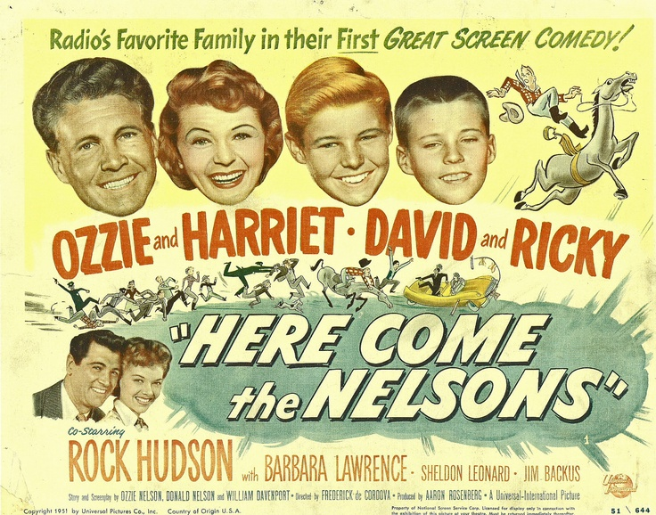 Image result for here come the nelsons