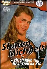 Shawn Michaels - Hits from the Heartbreak Kid Poster