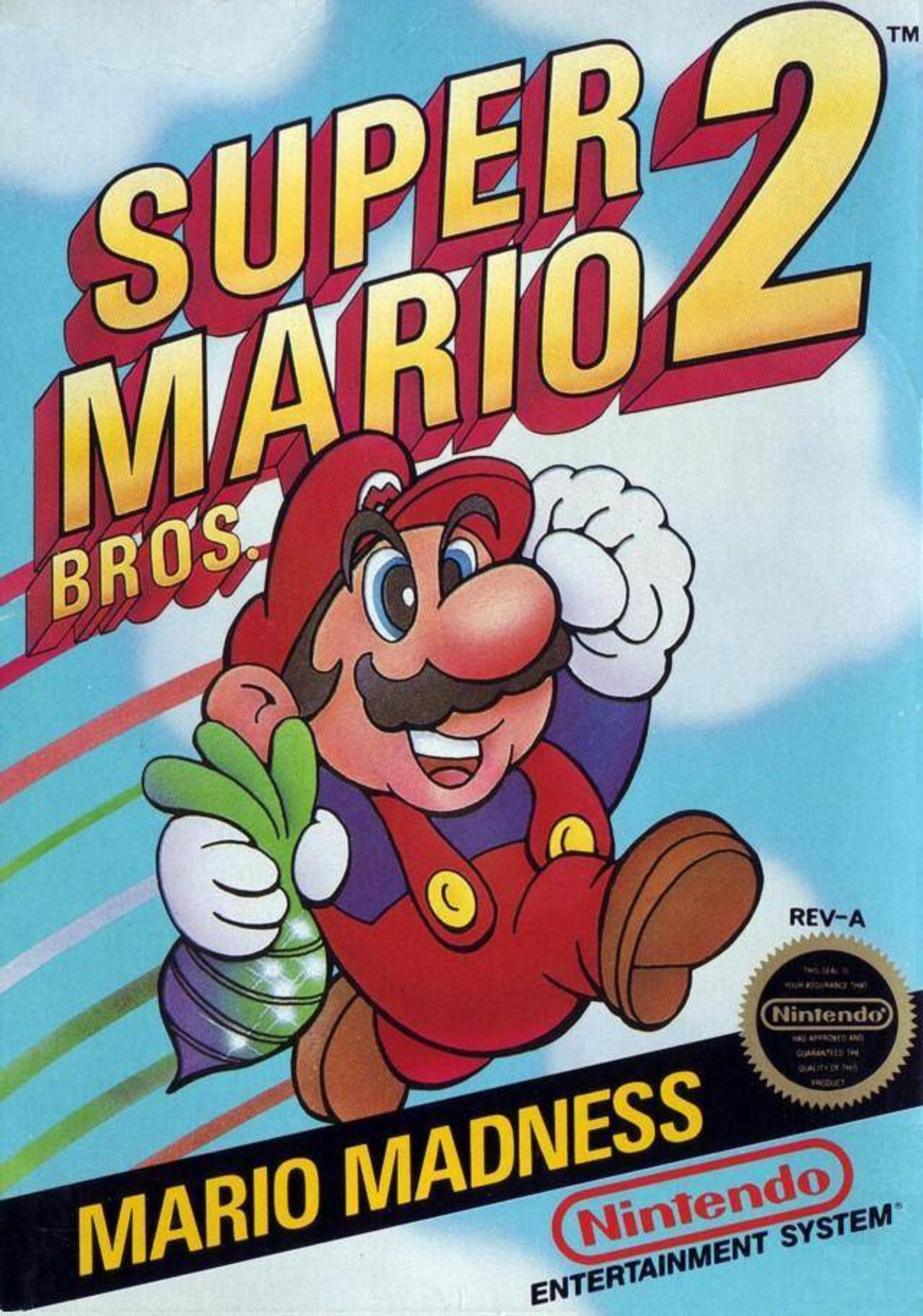Super Mario Bros  2 (Video Game 1988) - IMDb