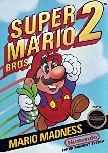 Super Mario Bros. 2 download torrent