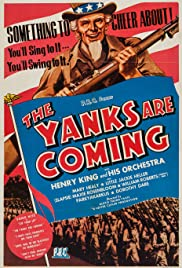 The Yanks Are Coming Poster