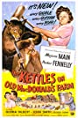 The Kettles on Old MacDonald's Farm (1957) Poster