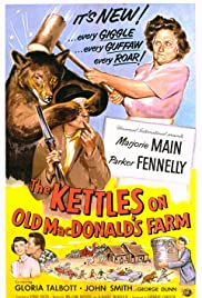 The Kettles on Old MacDonald's Farm Poster