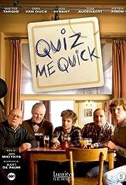 Quiz Me Quick Poster