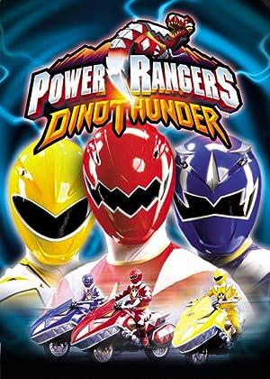 Power Rangers DinoThunder ( Power Rangers Dino Thunder )