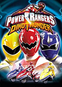 Power Rangers Dino Thunder พาวเวอร์ เรนเจอร์ส ไดโน