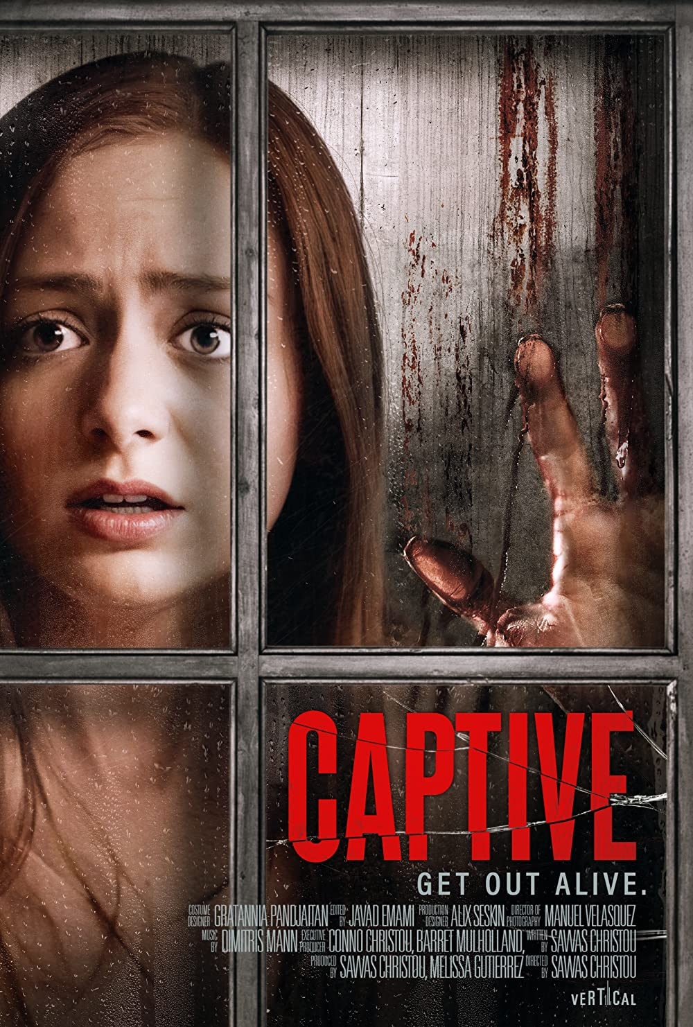 Captive 2020 English 720p HDRip 800MB Download