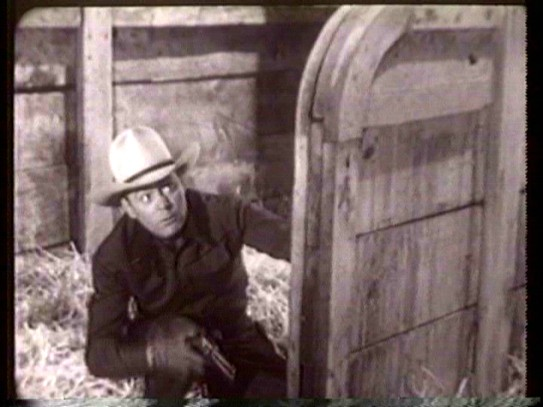 Allan Lane in Marshal of Cedar Rock (1953)