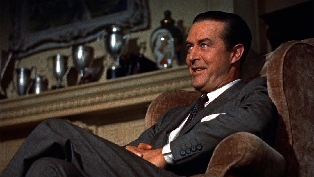 Ray Milland in Dial M for Murder (1954)