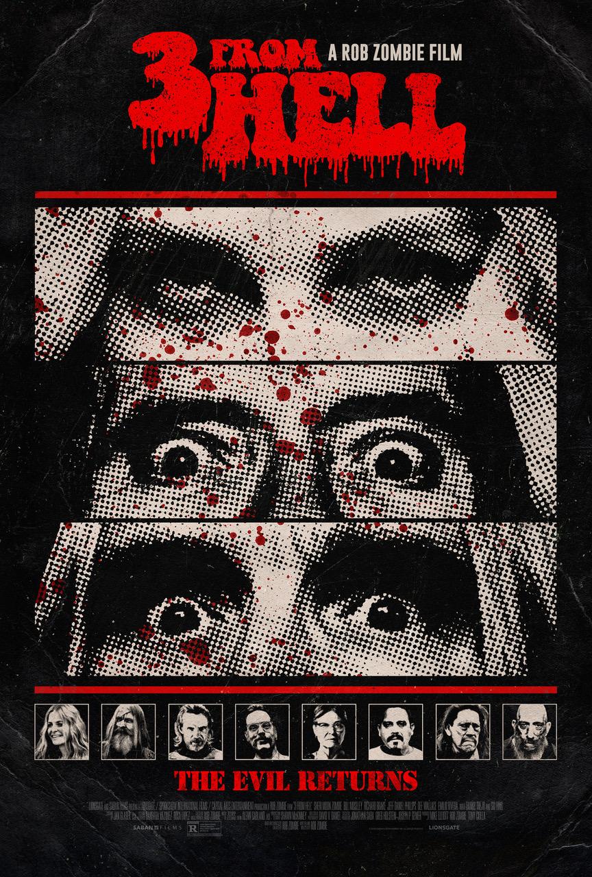 3 from Hell (2019) - IMDb
