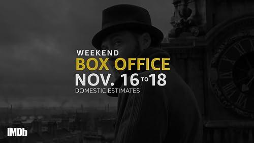 Weekend Box Office: Nov. 16 to 18