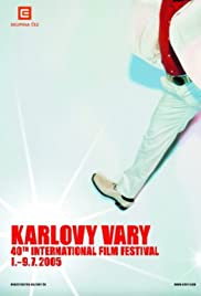 40th Karlovy Vary International Film Festival Ceremony Poster