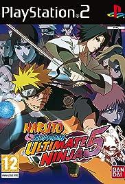 Naruto Shippûden: Ultimate Ninja 5 Poster