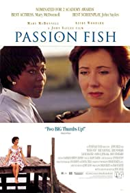 Mary McDonnell and Alfre Woodard in Passion Fish (1992)
