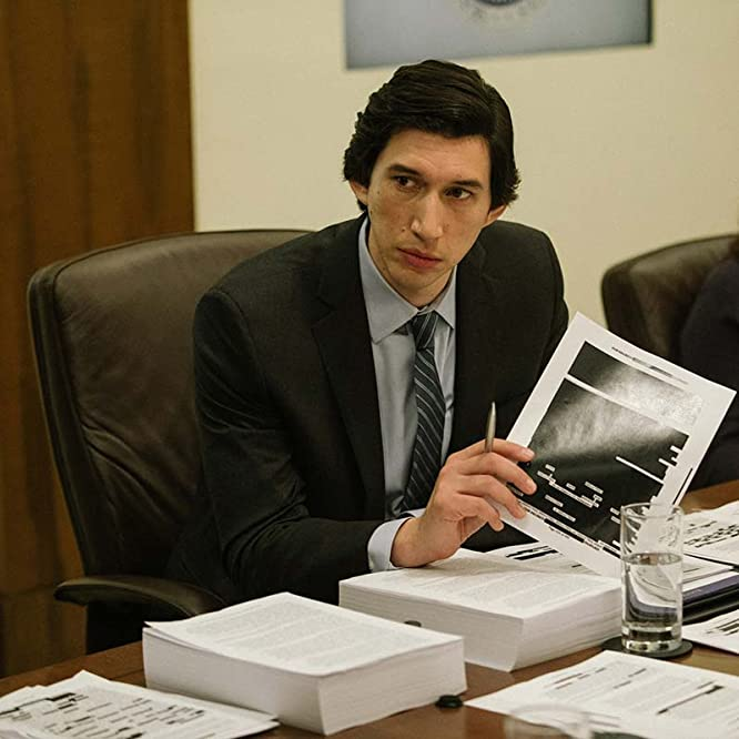 Adam Driver in The Report (2019)