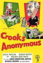 Crooks Anonymous Poster