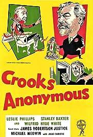 Crooks Anonymous(1962) Poster - Movie Forum, Cast, Reviews
