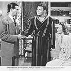 Jack Carson, Robert Cummings, and Jane Wyman in Princess O'Rourke (1943)