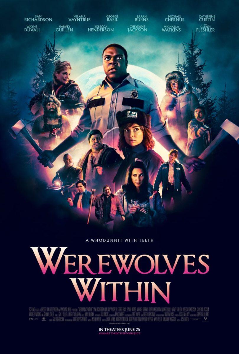 Assistir grátis Werewolves Within Online sem proteção