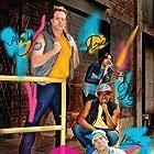 Steve Agee, Seth Herzog, Dave Hill, and Jordan Carlos in Boy Band (2018)