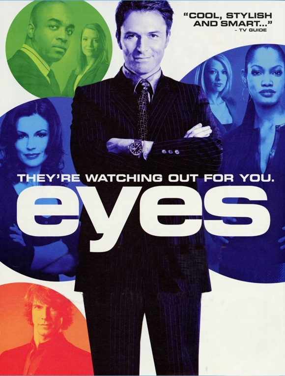 Garcelle Beauvais, Tim Daly, A.J. Langer, Laura Leighton, Eric Mabius, Rick Worthy, and Natalie Zea in Eyes (2005)