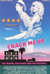 Tim Brazzil and Daphna Kastner in Crack Me Up (1991)