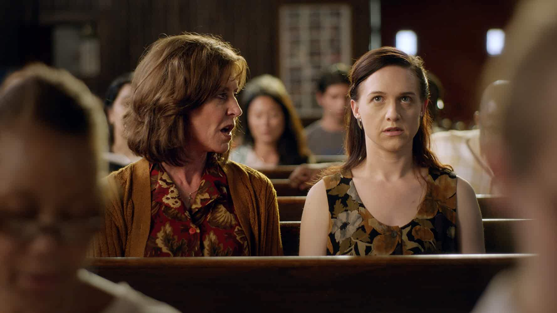 Christine Lahti and Lena Hall in Becks (2017)