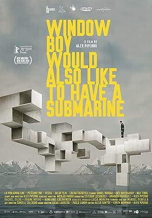 chico ventana también quisiera tener un submarino