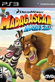 Madagascar Kartz Poster
