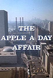 The Apple a Day Affair Poster
